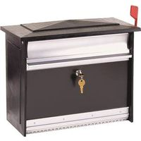 Solar MSK00000 Locking Security Mailbox