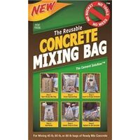 Reusable Concrete Mixing Bag