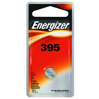 Energizer Button Cell Battery, 52 MAH 1.55V