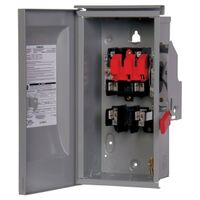 30 Amp Fusible Indoor Safety Switch