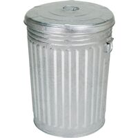 Metal Refuse Container, 20 Gal