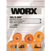 Worx WA0010 Pre-Wound Single Line Replacement Line Spool