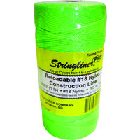 Twisted Twine, 1080' Fluorescent Green