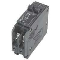 MES Q2020 Twin Miniature Circuit Breaker