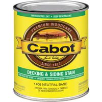 Cabot 1406 Exterior Oil Stain