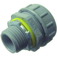 Liquid Tight Connector, 1/2""