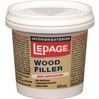 Minwax 528530000 Wood Filler Stainable Quick Drying 473 Ml