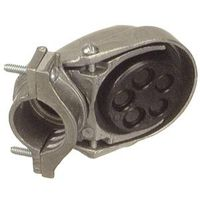 Halex 58007 Clamp On Weatherhead Service Entrance Cap