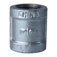 "3/8"" Galvanized Coupling"