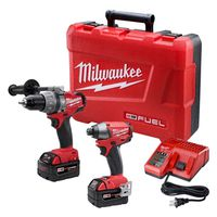 Milwaukee 2797-22 Cordless 2-Tool Kit