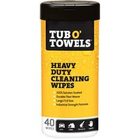 Gasoila Tub O' Towels Cleaning Wipes