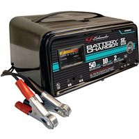 Schumacher 10/2/50 12V BATTERY CHARGER at Sears.com