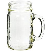 16Oz Plain Mug Glass