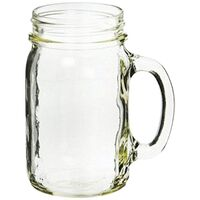 Embossed Canning Jar Mug, 16Oz