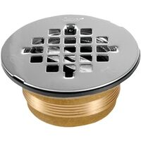 Brass Shower Stall Drain