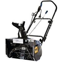 "Snow Thrower Electric, 18"", 15Amp"