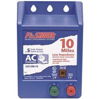 Fi-Shock EAC10M-FS Fuseless AC Powered Electric Fence Charger