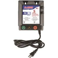 Fi-Shock EAC5A-FS Low Impedance AC Powered Electric Fence Charger