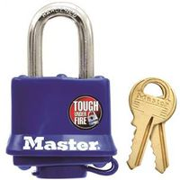 Master Lock 312D Weather Resistant Laminated Padlock