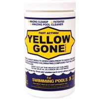Yellow Gone