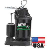 Wayne SPF33 Submersible Sump Pumps
