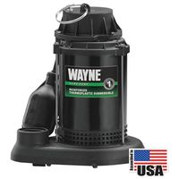 Wayne SPT33 Submersible Sump Pumps