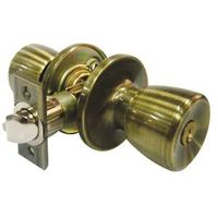 Mintcraft TS Gallo 6-Way Adjustable Tubular Tulip Entry Knob Lock