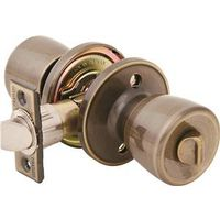 Mintcraft TS810V Gallo Tubular Tulip Door Knob Lockset