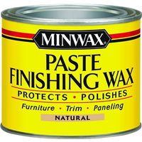 FINISHING WAX WOOD PASTE 1LB
