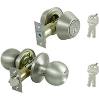 DOOR ENTRY/BOLT BALL T3 S/S