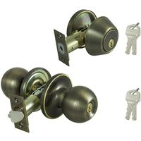 DOOR ENTRY/BOLT BALL T3 ANTBRS