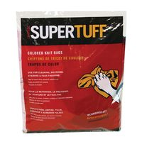 SuperTuff 10803 Colored Knit Rag