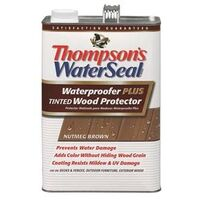 Thompsons Water Seal Wood Protector, 1 Gal, Nutmeg