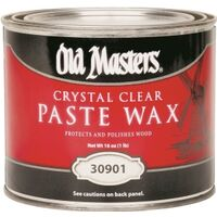Crystal Clear Paste Wax, 1lb
