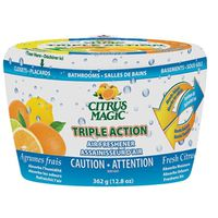 Citrus Magic 618372454-6PK Triple Action Moisture and Odor Absorber