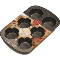 PAN MUFFIN NONSTICK 6 CUP