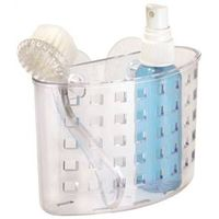 Inter-Design 23500 Organizer Bath Suction