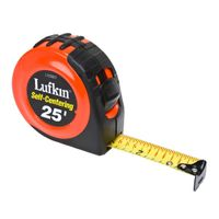 Lufkin L725SCTMP Self-Center Tape Measure