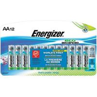 EcoAdvanced XR91BP-12 Alkaline Battery