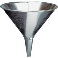 Galvanized Funnel, 2 Qt