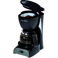 Mr Coffee, 4 Cup Coffee Maker/Black