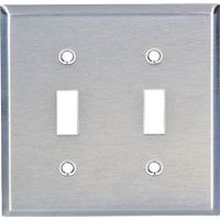 Arrow Hart 93072-BOX Standard Wall Plate