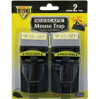 MOUSE TRAP EZ SET 2PK
