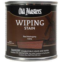 Old Masters 11416 Oil Based Wiping Stain