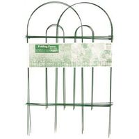 FENCE WIRE FOLDING GRN 32X10FT
