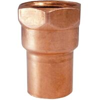 "1 1/4"" Copper x Female Adapter"