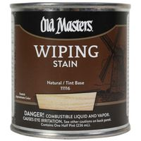 Old Masters 11116 Oil Based Wiping Stain