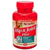 Nutri-Vet 24743-3 Hip and Joint Dog Chewable Food