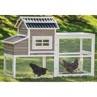 CHICKEN COOP SLATE BARN