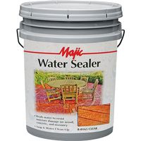 Majic Paints 8-0165-5 Waterproofing Sealer